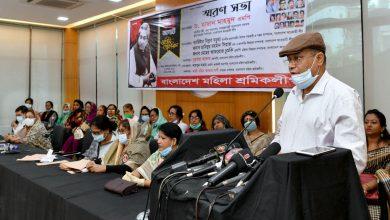 Photo of স্বাধীনতাকে হত্যা করতেই বঙ্গবন্ধু হত্যা -তথ্যমন্ত্রী