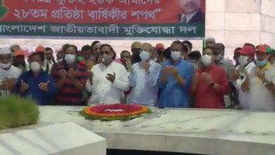 Photo of নতজানু পররাষ্ট্র নীতির কারণে রোহিঙ্গা সমস্যা সমাধান হচ্ছে না: মির্জা ফখরুল