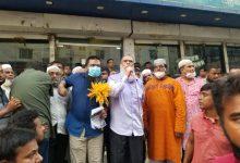 Photo of কদমতলীতে বিএনপি প্রার্থীর গণসংযোগ