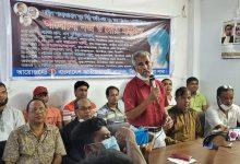 ঝিনাইদহে ভিপি মিঠু স্মরণে দোয়া মাহফিল