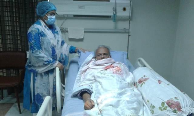 বাসায় ভালো আছেন রিজভী: আজ হবে এম পি আই টেস্ট