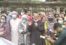 Photo of লজ্জা থাকলে মন্ত্রীরা কান ধরে উঠবস করতো: রিজভী
