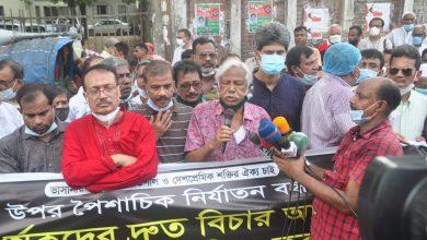 Photo of একদিন দুইদিনের আন্দোলনে সরকারের পতন হবে: জাফরুল্লাহ