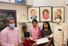 Photo of শফিউল বারী বাবুর স্ত্রীকে ফ্ল্যাট উপহার
