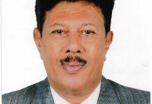 জাতীয় পার্টির ভারপ্রাপ্ত মহাসচিব আহসান হাবীব লিংকন