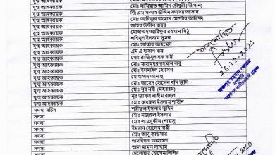 Photo of চট্টগ্রাম মহানগর ছাত্রদলের নেতৃত্বে সাইফুল-তুহিন