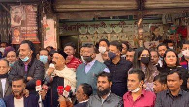 Photo of রাজপথে নামা ছাড়া মুক্তির পথ নেই: গয়েশ্বর