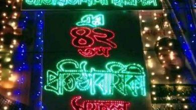 Photo of ঘুরে দাঁড়ানোর প্রত্যয়ে জাতীয়তাবাদী ছাত্রদল