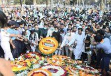 Photo of ভাষা শহীদদের প্রতি স্বেচ্ছাসেবক দলের শ্রদ্ধা