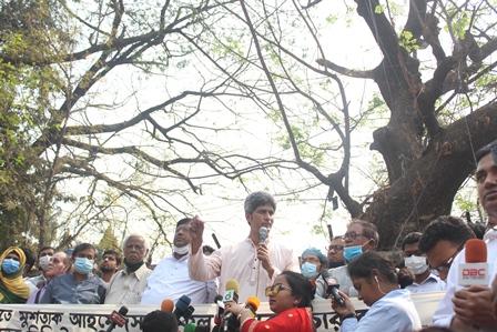 গদির নিরাপত্তায় ডিজিটাল নিরাপত্তা আইন: জোনায়েদ সাকি