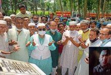 বগুড়ায় মসজিদ উদ্বোধন করলেন তারেক রহমান
