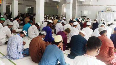 Photo of খালেদা জিয়ার সুস্থতার জন্য খুলনায় বিভিন্ন মসজিদে দোয়া মাহফিল