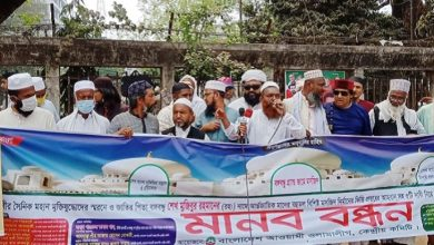 Photo of হেফাজত-জামায়াত নিষিদ্ধের দাবি ওলামা লীগের
