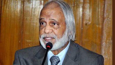 সরকারের পররাষ্ট্রনীতির ব্যর্থতার কারণেই রোহিঙ্গা সমস্যার সমাধান হচ্ছে না: ড. মঈন খান