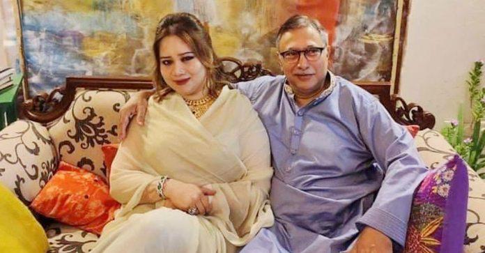 তৃতীয় বিয়ে করলেন সালমান শাহ'র স্ত্রী সামিরা